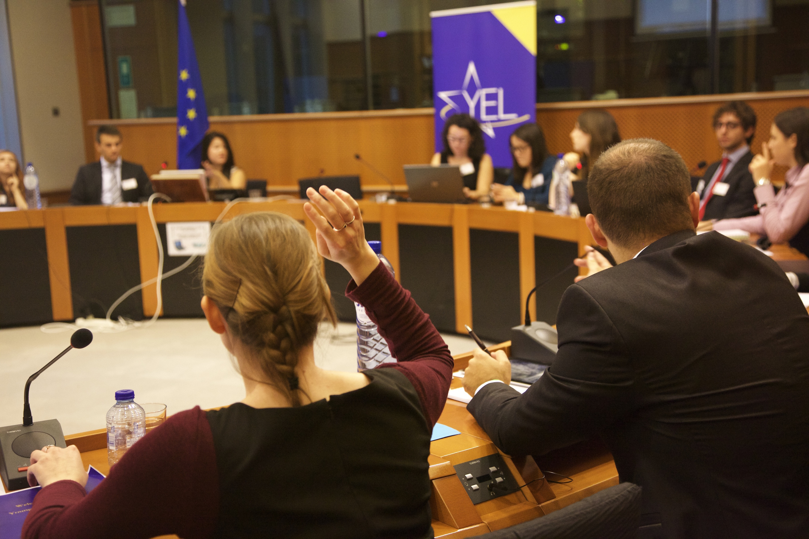 Young European Council YEC 2014