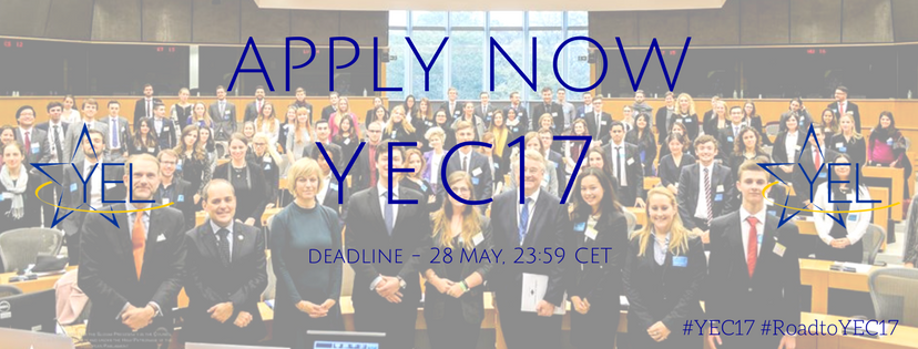 YEC 17 apply now