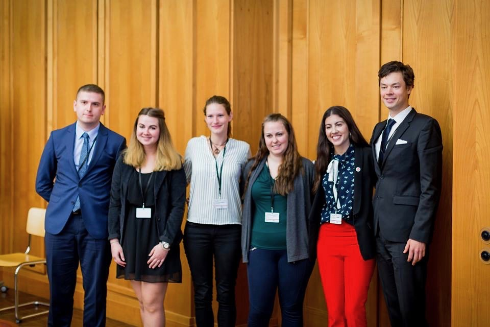 8th EUSBSR youth session speakers